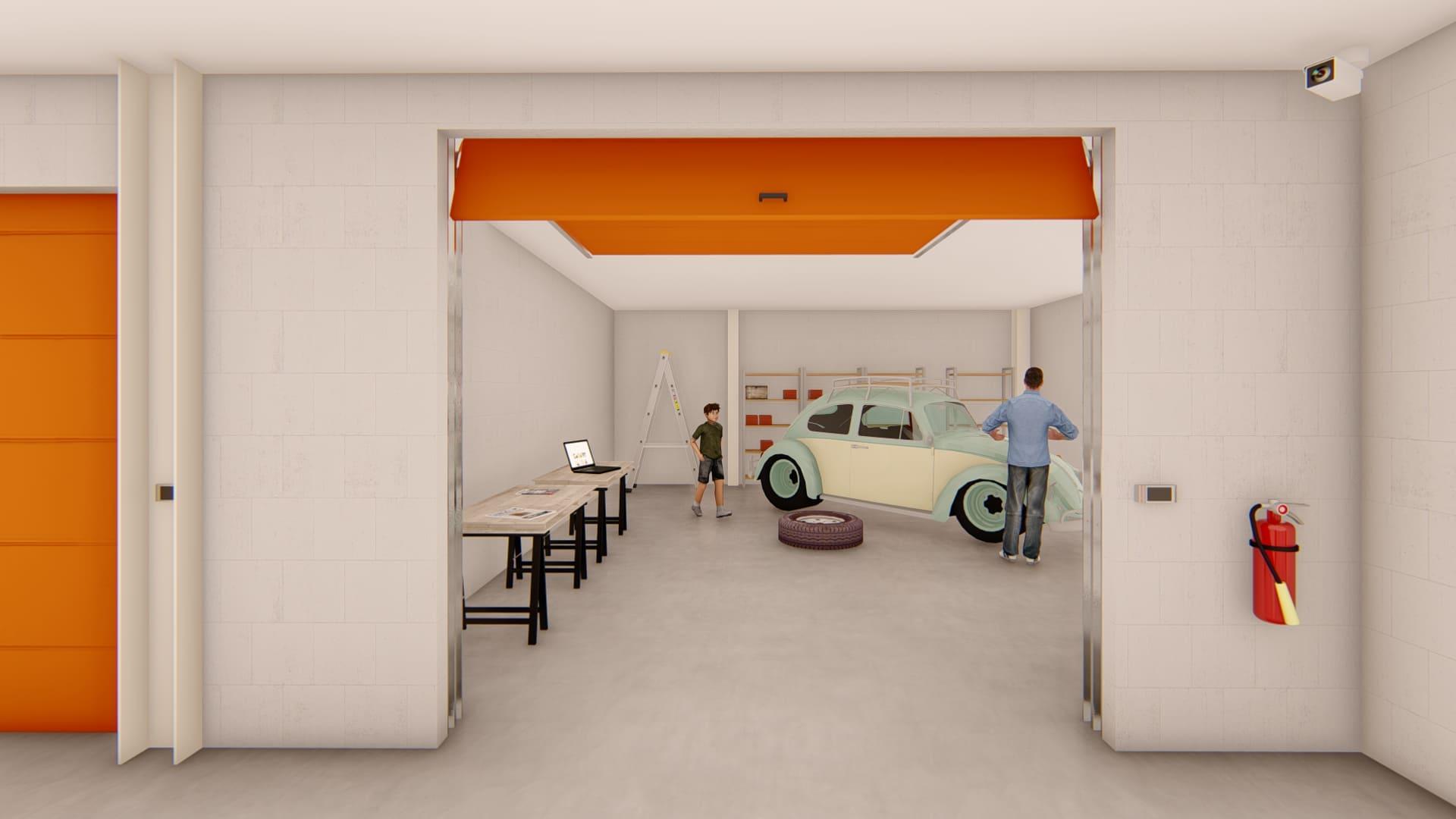 XLBox garagebox