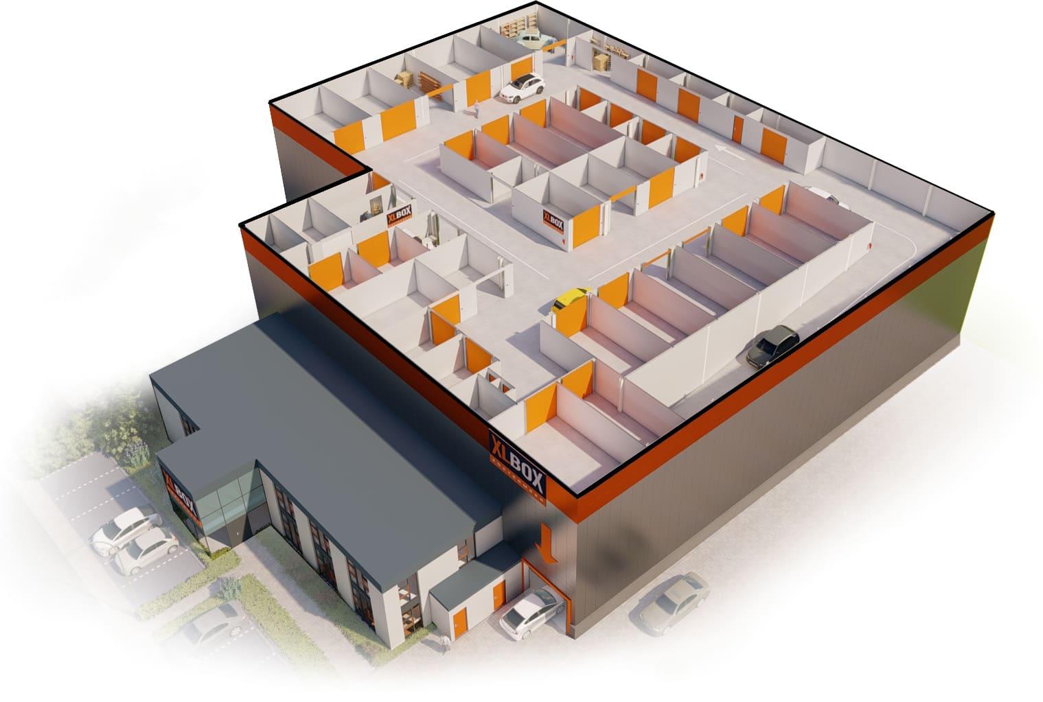 XLBox concept