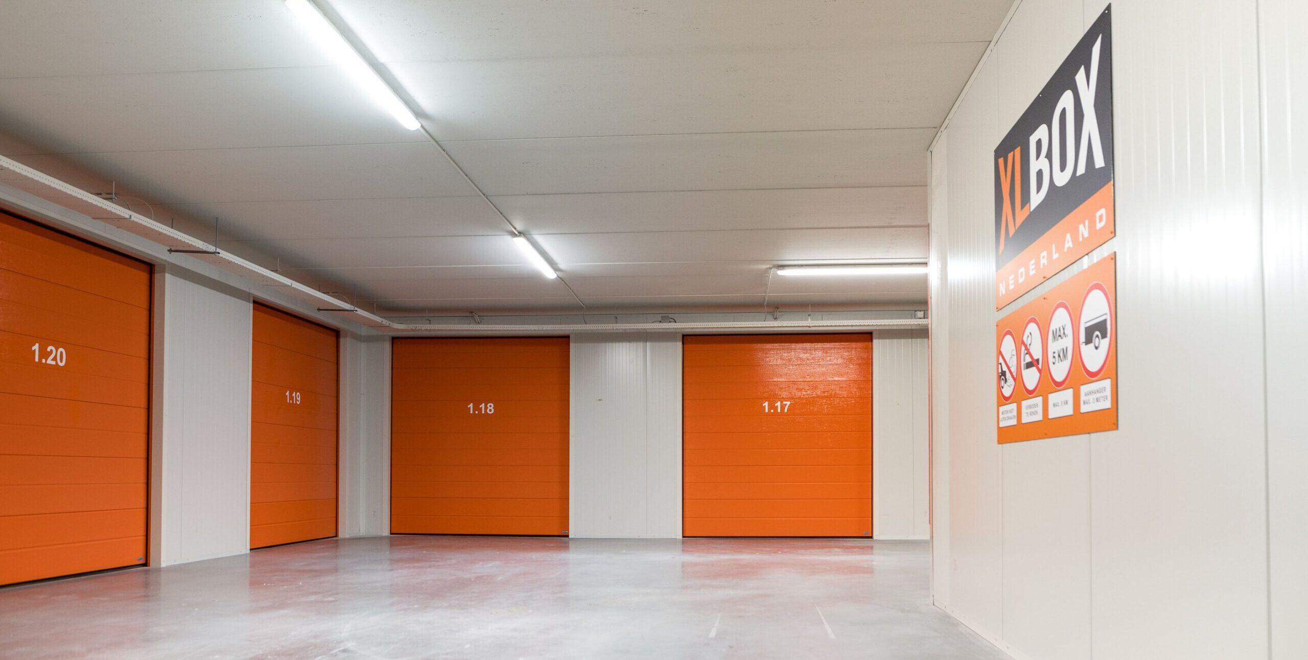 XLBox garageboxen