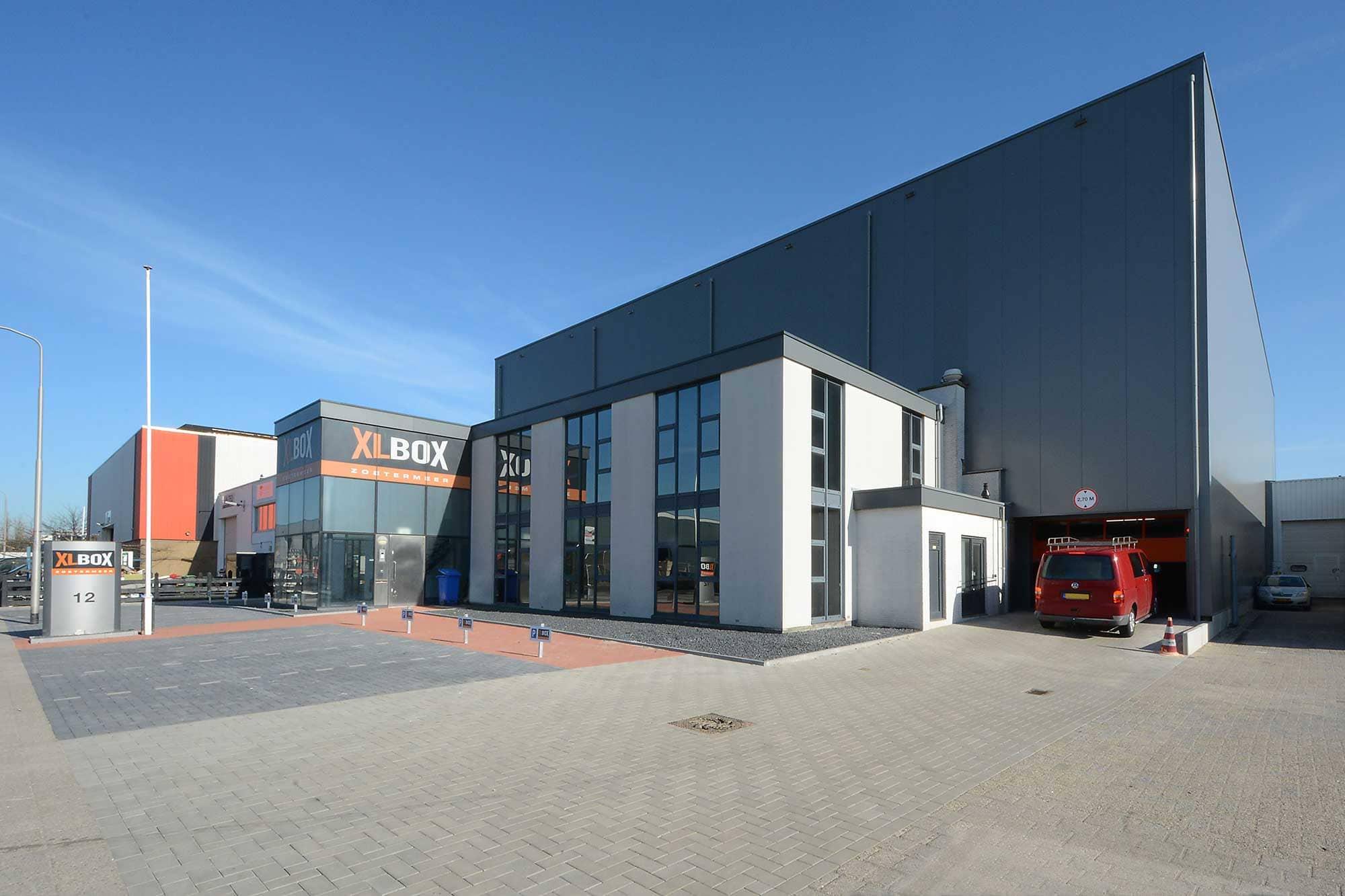 XLBox Nederland in Zoetermeer