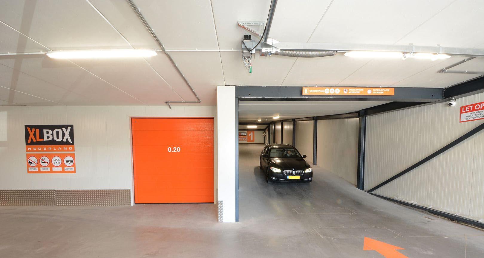 XLBox Nederland hellingbanen