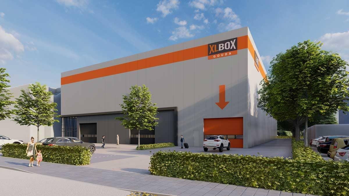 XLBox Gouda garageboxen