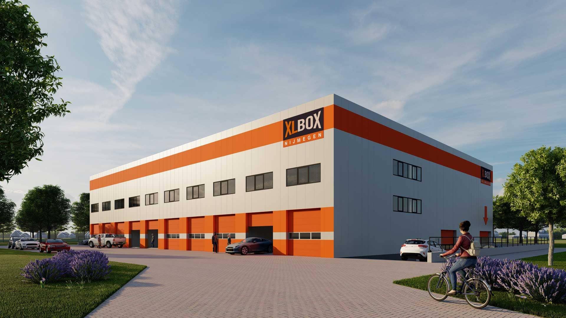 XLBox Nijmegen garageboxen